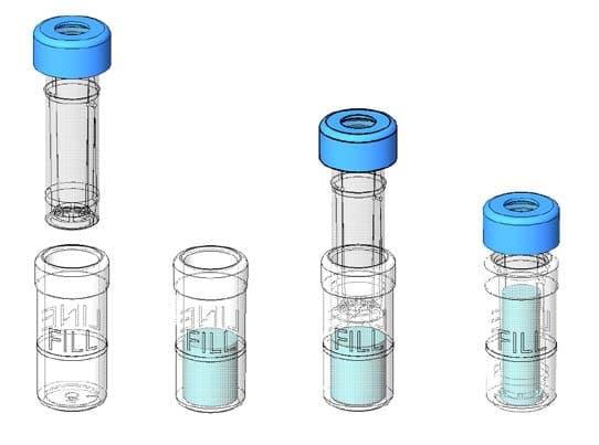 hplc filter vials supplier